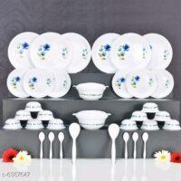 Casual Plastic Exclusive Dinner Set