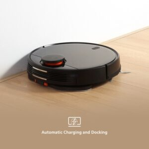 Mi Robot Vacuum-Mop P (STYTJ02YM) Robotic Floor Cleaner with 2 in 1 Mopping and Vacuum (WiFi Connectivity, Google Assistant and Alexa)