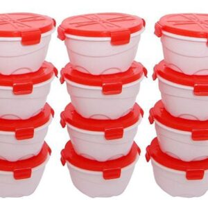 Pack of 12 Kitchen Storage Container