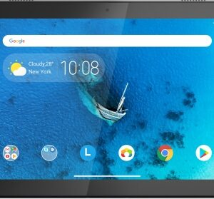 Lenovo Tab M10 (HD) 2 GB RAM 32 GB ROM 10.1 inch with Wi-Fi+4G Tablet (Slate Black)