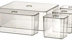 IKEA – 3.8 L, 1.2 L, 0.5 L Plastic Utility Container