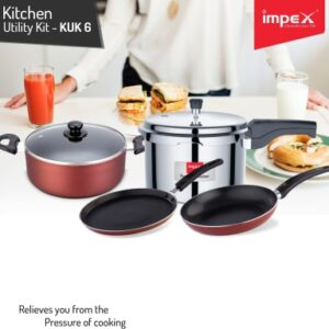 IMPEX Induction Bottom Cookware Set