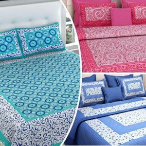 Voguish Attractive Bedsheets