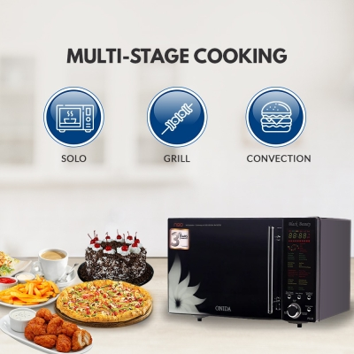 ONIDA 23 L Air Fryer Convection Microwave Oven