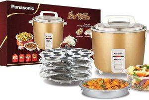 Panasonic SR-W18GH CMB Food Steamer, Rice Cooker