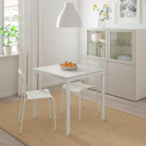 IKEA Metal 2 Seater Dining Set