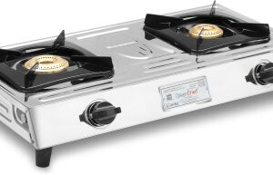 Greenchef Castle Slim Stainless Steel Manual Gas Stove