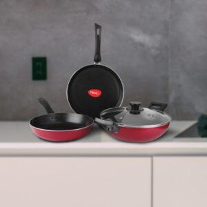 Pigeon Alpha Induction Bottom Cookware Set