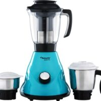 Butterfly MIXER GRINDER WAVE PLUS – 550 W 550 Mixer Grinder (3 Jars, Turquise – Green)